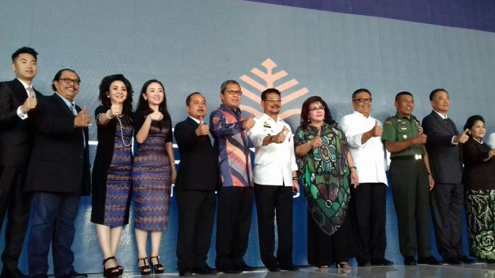 Gubernur Sulsel Resmikan Hotel The Rinra Makassar