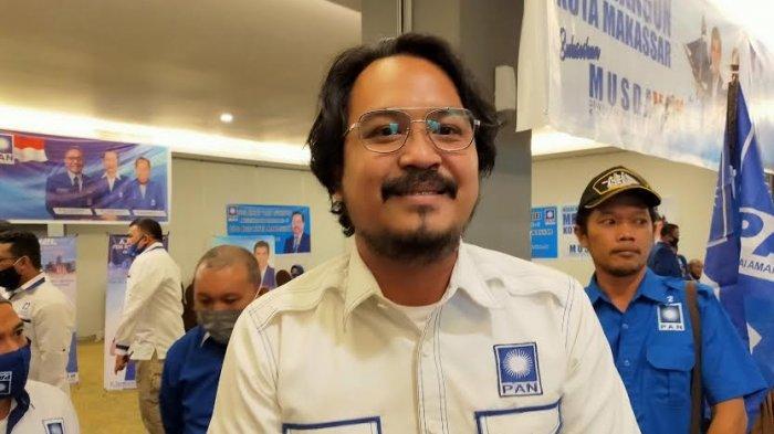 Putra Ketua PAN Sulsel Calon Pengganti Zaenal Dg Beta di DPRD Makassar