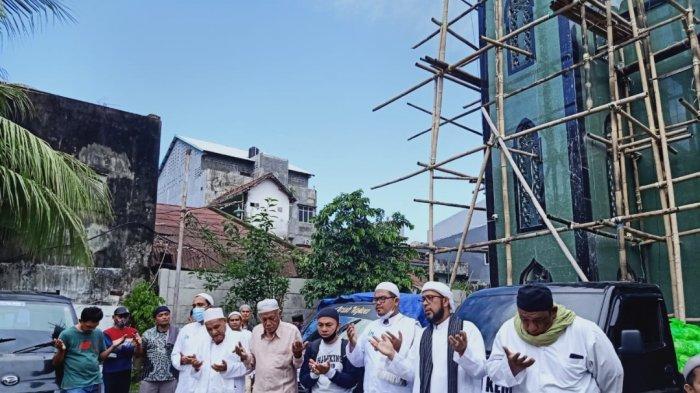 Habib dan Sayyid di Makassar Galang dan Antar Bantuan Korban Gempa Sulbar ke Mamuju dan Majene