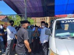 Meninggal di Palopo, Adik Kahar Mudzakkar Dikebumikan di Kampung Halamannya Lanipa Luwu