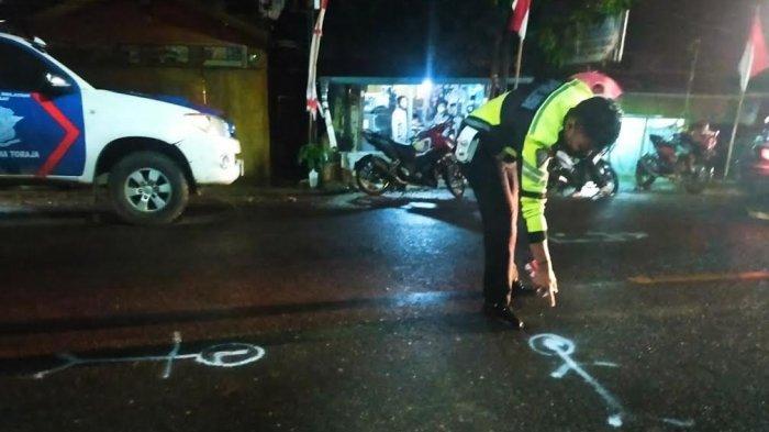 Korbannya Meninggal, Pelaku Tabrak Lari di Pantan Tana Toraja Belum Ditangkap
