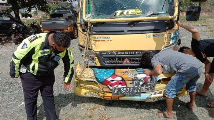 Korban Tabrakan Maut Motor vs Truk di Towuti Luwu Timur Jadi Tiga Orang, Bapak dan Anaknya