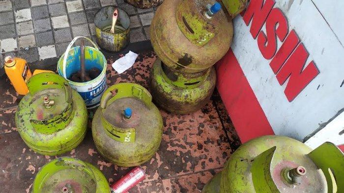 Kronologi Pencuri Tabung Gas di Bantaeng Ditangkap Warga Saat Beraksi