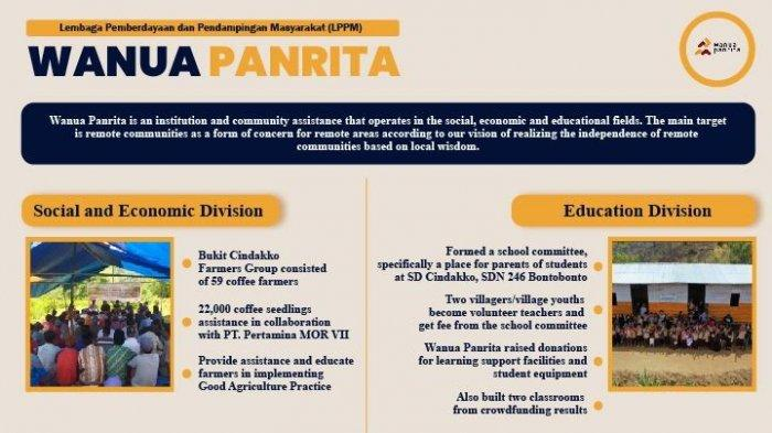 Wanua Panrita Terpilih diTadamon Crowdfunding Academy