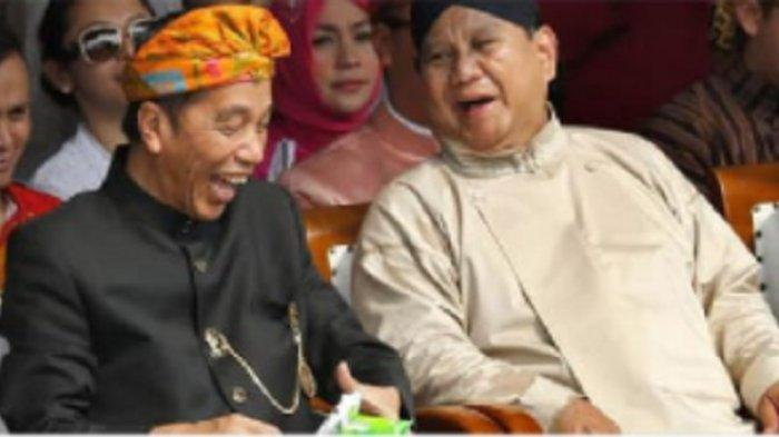 Tangkap Qodari Menggema Gara-gara Usulkan Jokowi 3 Periode Paket Prabowo, Mirip Tagar Ganti Presiden
