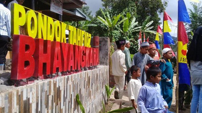 Resmikan Pondok Tahfidz Bhayangkara, Bupati Bulukumba Janjikan Ini