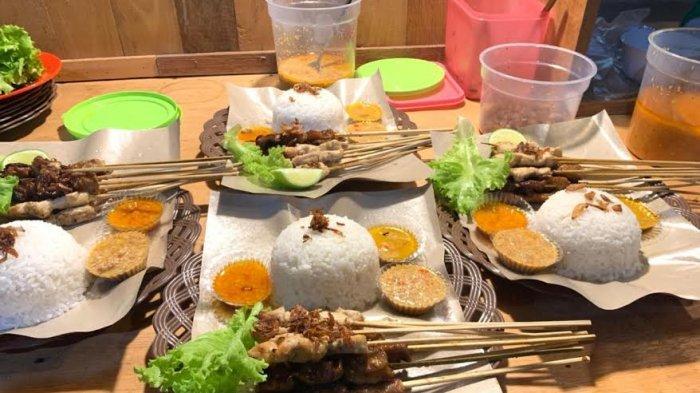 Nikmatnya Sate Taichan Seram di Jl Sultan Alauddin Makassar, Ada Sate Kulit Pilih 5 Varian Sambel