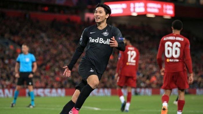 Link Live Streaming Piala FA Liverpool vs Everton, Laga Perdana Takumi Minamino, Nonton di HP