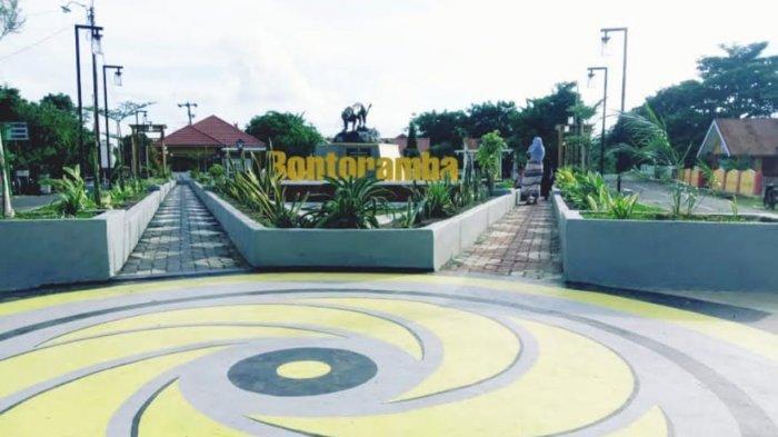 Taman Baca 'Macanga Ri Bontorombo' Jadi Tempat Swafoto Terbaru di Jeneponto
