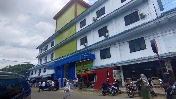 Dibangun Era Hatta Rahman, Hotel PTB Milik Pemda Maros 'Masih' Terbengkalai