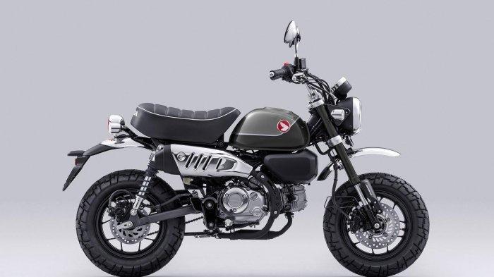 Tampilan Baru Honda Monkey Jadi Pusat Perhatian Pecinta Motor