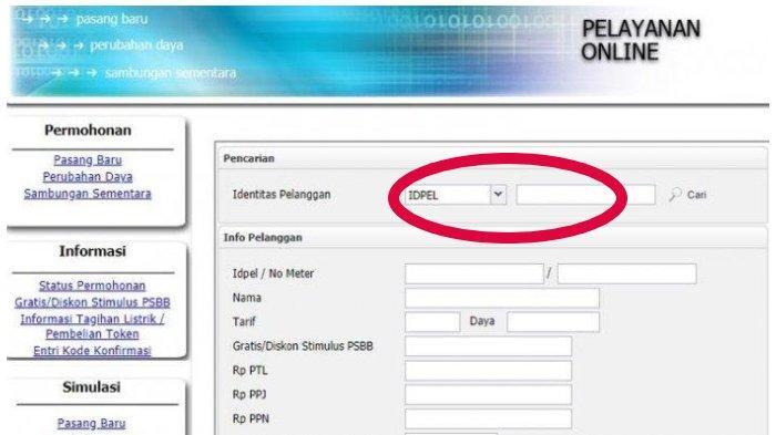 Pln Online Token Gratis - Cara Dapatkan Token Listrik ...