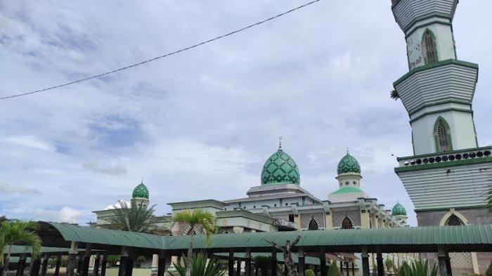 Masjid Agung Al Ma'arif Bone Tampung 2 Ribu Jamaah Salat Idulfitri
