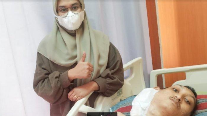 Menderita Tumor, Tamrin Warga Pabumbungang Bantaeng Butuh Uluran Tangan Anda