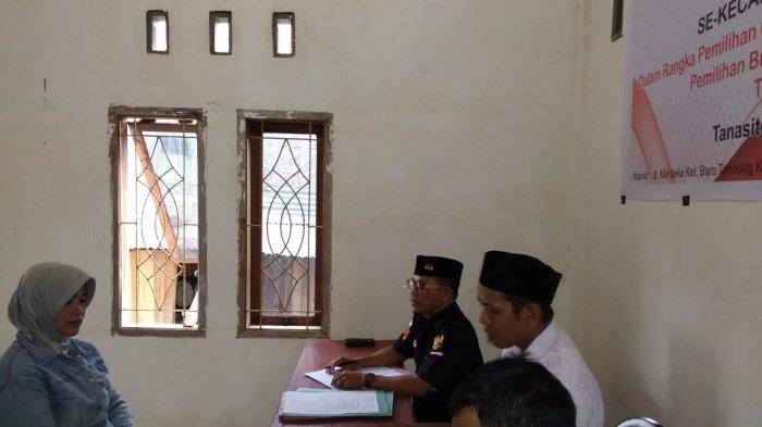 Panwaslu Tanasitolo Adakan Tes Wawancara Calon Pengawas Tps Tribun Timur