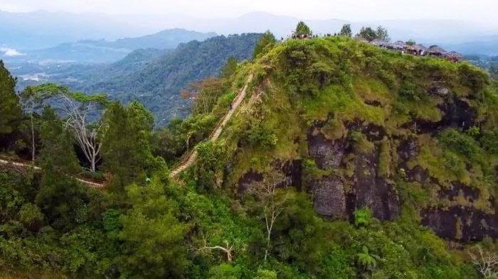 Untuk Sementara Wisata Alam Gunung Sopai Toraja Utara Ditutup