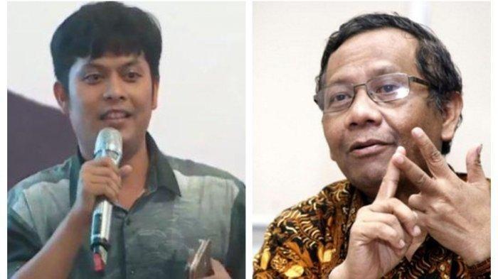 Akhirnya Mahfud MD Menanggapi Kesaksian Ponakannya, Hairul Anas Terkait Kecurangan di Pilpres 2019