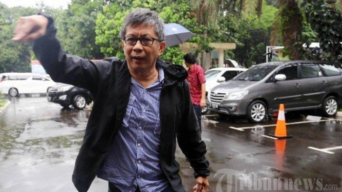 Rocky Gerung Akhirnya Angkat Bicara Somasi Sentul City 'Kalau Saya Gugat Balik Mungkin Rp 1 Triliun'