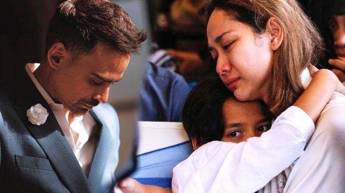 Teringat Ashraf, Ini Pesan Mengharukan BCL Buat Joanna Alexandra Setelah Suami Raditya Oloan Wafat