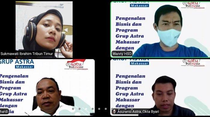 Kiat Group Astra Makassar Survive di Tengah Pandemi