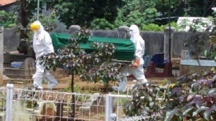 Ditolak Warga Saat Akan Dimakamkan di Antang, Jenazah Suspek Corona Dikembalikan ke Rumah Sakit