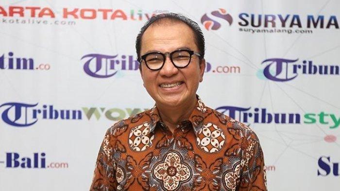 Tantowi Yahya Sudah Membuktikan Khasiat Daun Jarak dalam Menyembuhkan Ambeien