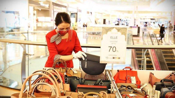 FOTO:  Promo Tas Wanita di Metro Department Store TSM