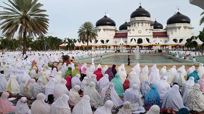 Tata Cara Shalat Idul Fitri 1441 H di Rumah Secara Jamaah dan Sendirian, Harus Ada Khutbah?