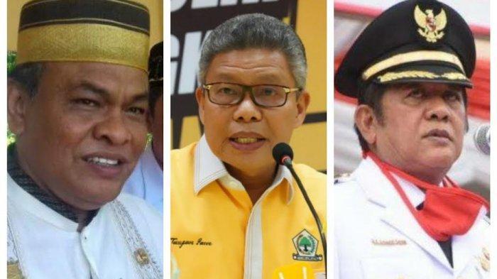 Taufan Pawe Tak Berani Ganti Kaswadi Rasak dan Andi Fahsar Padjalangi Sebagai Ketua Golkar