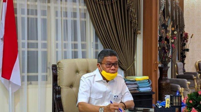 Masih Ada Zona Merah Penyebaran Covid-19, Taufan Pawe 'Ragu' Izinkan Sekolah Tatap Buka