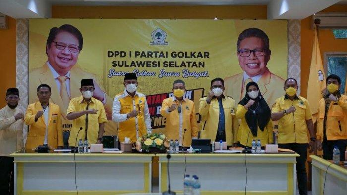 Berebut Kursi Ketua Golkar, Enam Kader Ikut Uji Kelayakan dan Kepatutan di Makassar