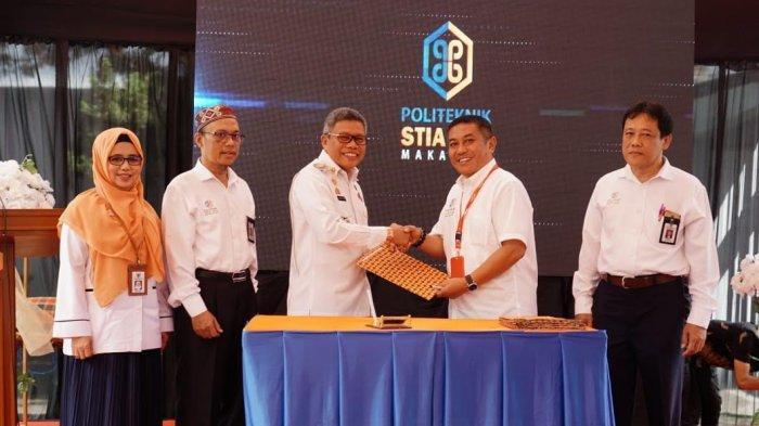 Taufan Sebut Politeknik STIA LAN Makassar Bagian dari Laboratorium Inovasi Pemkot Parepare