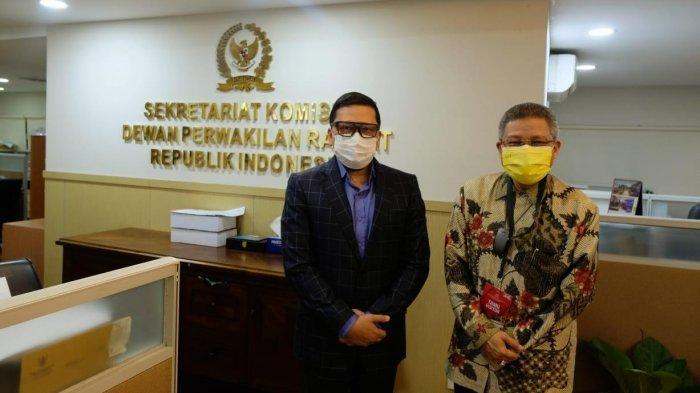 Taufan Pawe Temui Elite DPP Golkar Ahmad Doli Kurnia di Jakarta, Bahas Pilkada Serentak 2024?