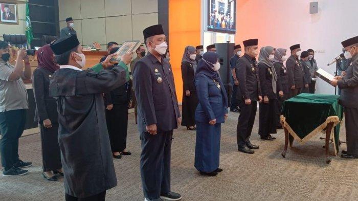Berikut Nama-nama Pejabat Administrator dan Pengawas RS Regional dr Hasri Ainun Habibie