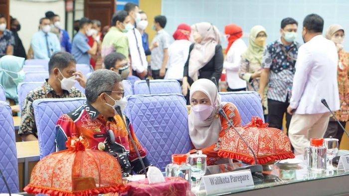 Sebentar Lagi Jabat Ketua Golkar Luwu Utara, Intip Kedekatan Indah Putri Indriani dan Taufan Pawe
