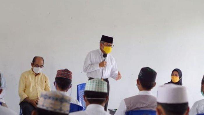 Didampingi Bupati Luwu Utara Indah Putri, Taufan Pawe Lawatan ke Pondok Pesantren Hidayatullah