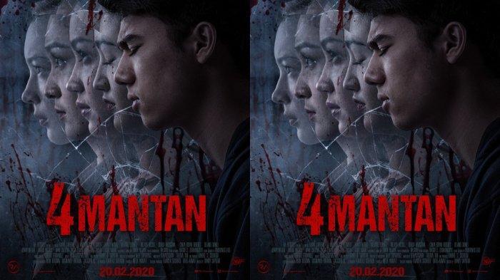 Tayang Perdana Hari ini di Bioskop, Ini Sinopsis Film 4 Mantan yang Diproduseri Raffi Ahmad