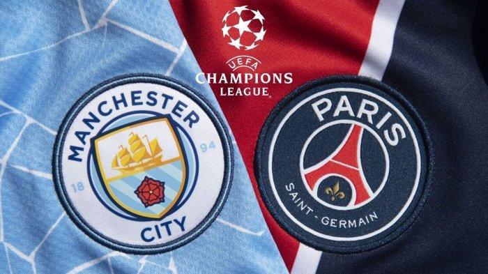 SEDANG BERLANGSUNG 4 LINK Live Streaming Liga Champions Man City vs PSG - Nonton Gratis Live SCTV