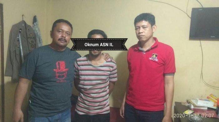 Aniaya Keluarganya Hingga Benjol, Oknum ASN di Makassar Diciduk Team D'crime Buster