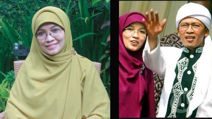 BIODATA Ninih Muthmainnah alias Teh Ninih, Istri Aa Gym yang Ditalak 2 Kali, Sang Anak Angkat Bicara