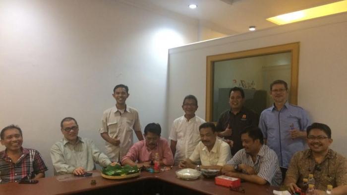 Alumni Resmikan Graha IKA Teknik Mesin Unhas