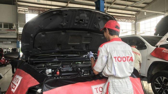 Toyota Hadirkan Safe December, Layanan Perawatan Kendaraan Diskon hingga 20 Persen