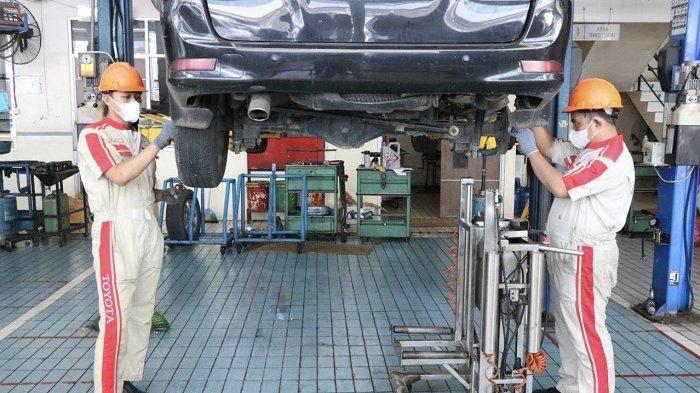Buruan Datang di Program Setampan Kalla Toyota, Ada Beragam Paket Perawatan Kendaraan