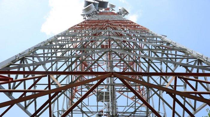 FOTO; Dukung Belajar Online, Telkomsel Pastikan Jaringan Lancar - teknisi-sedang-melakukan-pengecekan-jaringan-disalah-satu-bts-milik-telkomsel-3.jpg