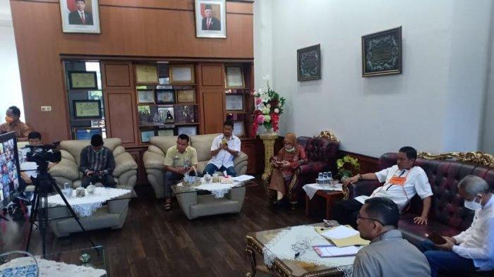 Wakil Gubernur Sulsel Pantau Penanganan Covid-19 di Pangkep