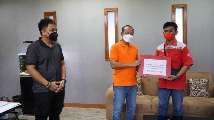 Bayu, Penyelamat Korban Pesugihan di Gowa Dapat Bantuan dari Telkom