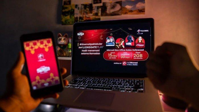 Pakai Telkomsel, Akses Konten Hollywood Blockbusters Kini Lebih Mudah