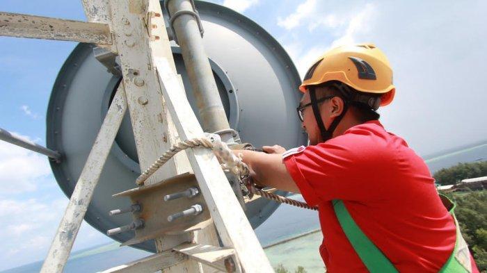 Telkomsel Tingkatkan Pemerataan Akses Broadband 4G/LTE di 2021