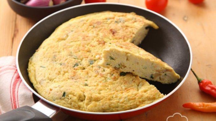 3 Resep & Cara Buat Telur Dadar Cocok Jadi Menu Sahur, Simpel Enak Mudah Buatnya