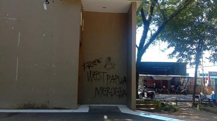 Polisi Cari Pelaku Vandalisme di Lapnas Sinjai, Tulis 'Papua Merdeka' Sehari Sebelum HUT ke 76 RI